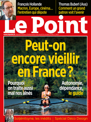 Le point Peut on encore vieillir en France